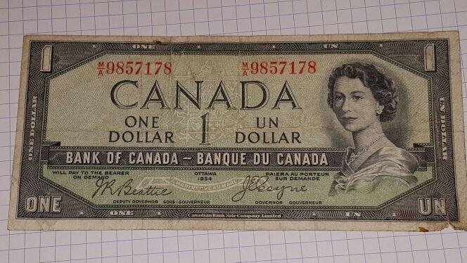 Valuta Canadiske Dollar