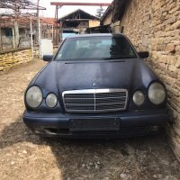 Mercedes E290 Turbo Diesel
