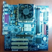 Дънна платка IBM 02R4084 rev 1.5 socket 478 AGP
