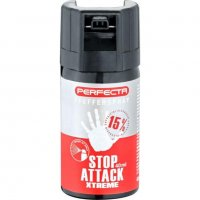 Лютив спрей 15% PERFECTA STOP ATTACK EXTREME 40ML