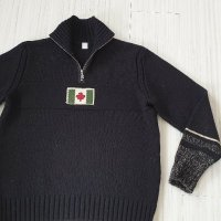 Bogner Fire + Ice Wool Knit 3/4 Cip Mens Size 54 - XL ОРИГИНАЛ!