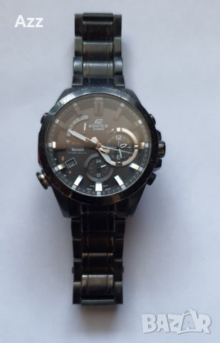 CASIO Edifice Solar Bluetooth EQB-510DC-1A, снимка 1