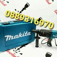 Перфоратор къртач Ударен бормашина Makita HR2470 24mm perforator