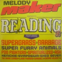 Melody Maker Presents Reading 98 оригинален диск