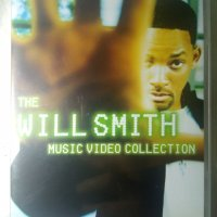 The WILL SMITH music video collection DVD disk