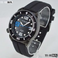 Q&Q Attractive by Citizen DF02J505Y Ion Plated. Нов мъжки часовник