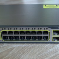 Cisco Catalyst 3750-48TS-S Managed Stackable L3 Switch