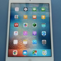 Таблет Apple iPad Mini Wi-Fi + Cellular 16 GB White (Оригинален)