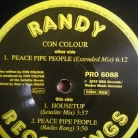 CON COLOUR,LP, Maxi single