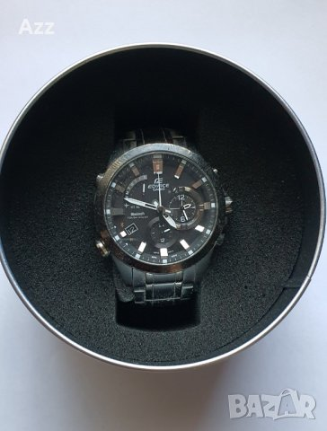 CASIO Edifice Solar Bluetooth EQB-510DC-1A, снимка 6
