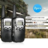 Радиостанция Baofeng BF-T3 Handheld Walkie Talkie