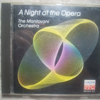 A night at the opera. The Mantovani Orchestra - оригинален диск