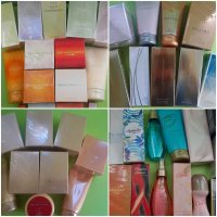 Avon Eve, Perceive, Rare Pearls, Attraction, Maxima, Luminata, Today и други