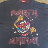 Тениска THE MUPPETS/PARTY ANIMALS XXL