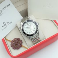 Omega Seamaster Professional 300M Co-Axial White