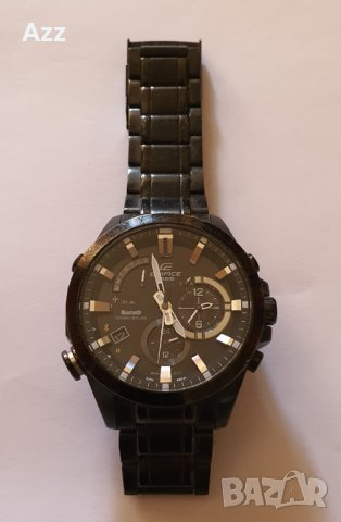 CASIO Edifice Solar Bluetooth EQB-510DC-1A, снимка 2