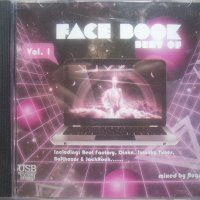 Face Book best of vol. 1 - Mixed by Bugsy оригинален диск