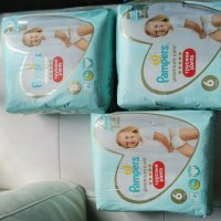 Пелени Памперс гащи Pampers pants